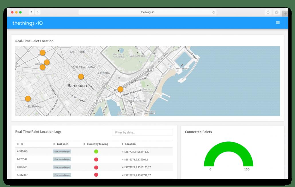 IoT platform Tour: Dashboards, Connectivity, Integrations